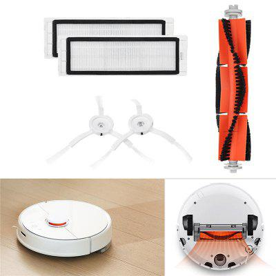 Sweeping Robot Accessories Set Sweeper Filter Main Side Brushes For Xiaomi Mi