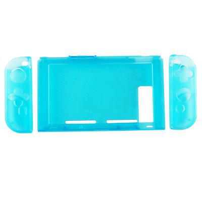 Crystal Full Body Protection Case voor Nintendo Switch NS NX Joy-Con Controller