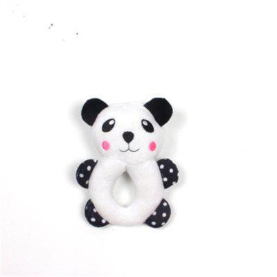 Pet Supplies Puppy Teddy Plush Ring Toy Cute Molar Puzzle Clean Teeth