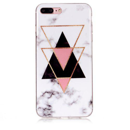 Galaxy Print Inverted Triangle iphone case