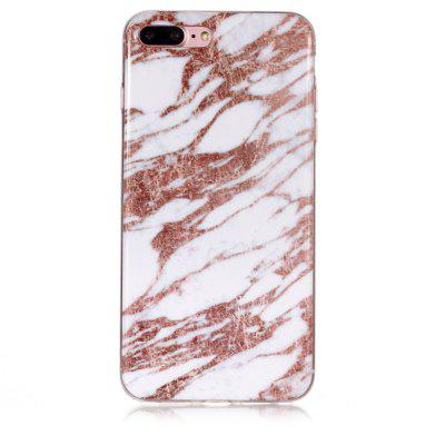 Rose Gold Road Marble for iPhone 7 Plus/8 Plus