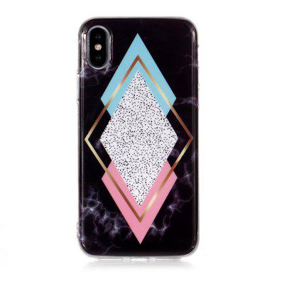 Black Diamond Marble for iPhone X/XS