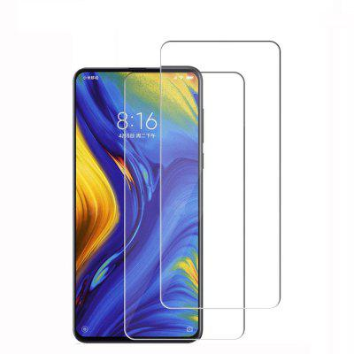 2PCS 0.26mm 3D Full Cover 9H Tempered Glass Screen Protector for Xiaomi Mi Mix 3
