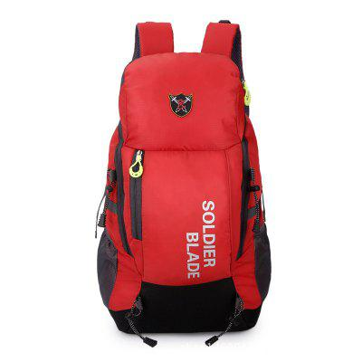 Mountaineering Outdoor Men and Women Shoulder Sports Backpack Waterproof Travel