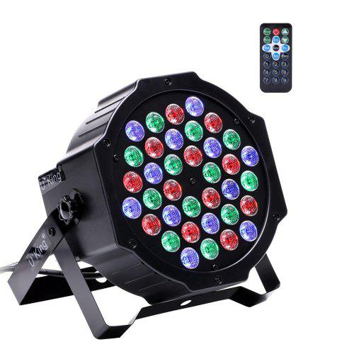 UKing RGB 36 LEDs Par Light with 1 Remote Controller for Stage Effect  Lighting