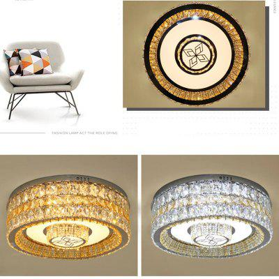Home Bedroom Ceiling Lamp Crystal Ceiling Lamp