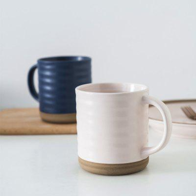 Modern Style Ceramic Water Cup Porcelain Coffee Mug Drinkware
