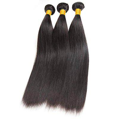 Brazilian Straight Hair 3 Bundles Brazilian Straight Human Weave Bundles