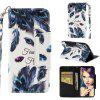 PU Leather Material Large Hijab Painted Mobile Phone Case for iPhone XR - MULTI-G
