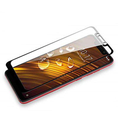 9H Tempered Glass Full Coverage Protective Film Guard  for Xiaomi PocoPhone F1