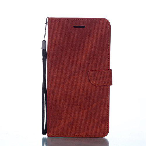 PU Leather Flip Wallet Case for Xiaomi Mi A2 Lite [ΚΩΔΙΚΟΣ ΚΟΥΠΟΝΙΟΥ: SZSIGR6]