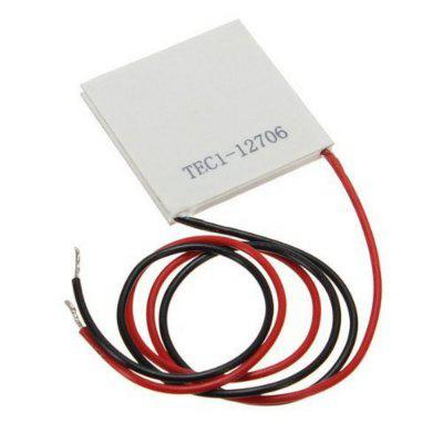 TEC1-12706 12V 60W Thermoelectric Cooler Heat Sink Cooling Peltier