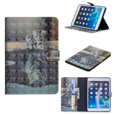 3D Cartoon PU Leather Flip Wallet Stand Case for iPad Pro 9.7 inch