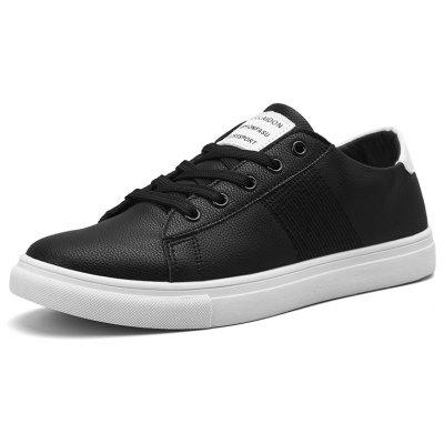 Men Classic Wild Trend Platform Casual Skate Shoes