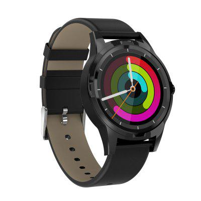 M3 Color Screen Smart Wristwatch Heart Rate Monitor Calls Receive Watch Image