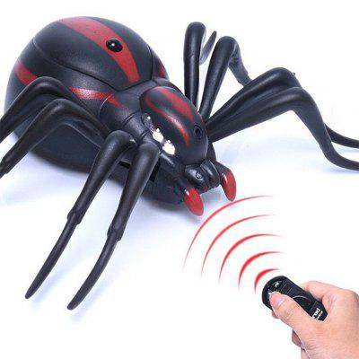 Infrared Remote Control Analog Electronic Spider Toy