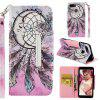 PU Leather Material Painted Pattern Phone Case for Xiaomi Redmi 6 - MULTI-A