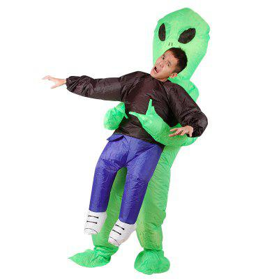Inflatable Alien Dress Costumes