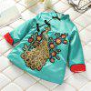 2019 Chinese Style New Year Costume Girls Dress Ethnic Style - CELESTE