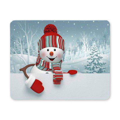 Natural Rubber Anti-Skid Cartoon Character Laptop Mouse Pad