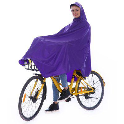 Waterproof Rain Poncho Bike Bicycle Rain Coat Capes Compact Scooter Cover