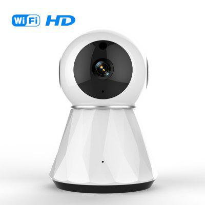 elinkSmart Indoor Wifi Camera Wireless IP Home Camera for Baby Elder Pet Nanny M