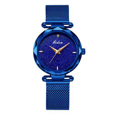 Simple Trend Quartz Watch Business Network with Watch