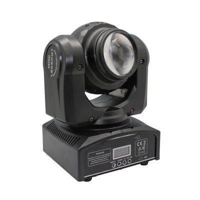 UKing 70w Double Side 1+1 LEDs Moving Head Stage Light DMX Sound Active Control