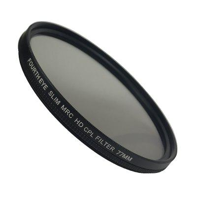 FOURTH EYE CPL  Circular Polarizing Filter High quality Slim HD MRC CPL Filt