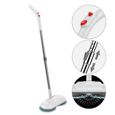 Electric Mop Vacuum Cleaner Wireless Handheld Wiper Washers Wet Mopping Machine Image