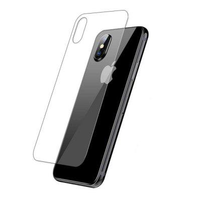 Back Protective Tempered Glass iPhone X / XS