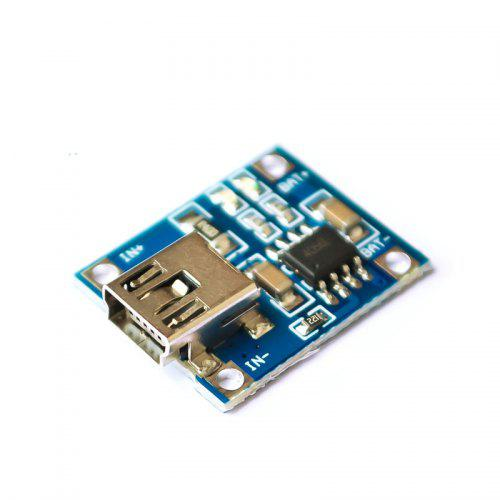 3Pcs Mini Usb To Dip Adapter Converter For 2.54MM Pcb Board Power Supply tl