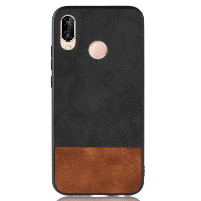 Textured Cellphone Case for Huawei P20 Lite