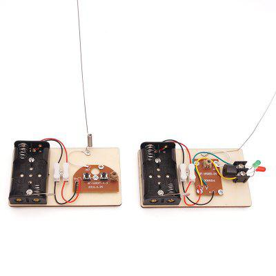 DIY Radio Telegraph Children Science Education Toy
