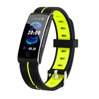 F10C Smart Bracelet Step Heart Rate Stopwatch Female Physiological Cycle