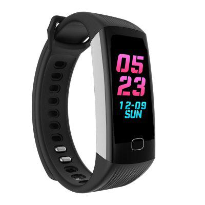 Dc68Plus Smart Bracelet Cool 3D Dynamic Ui Step Heart Rate Blood Pressure