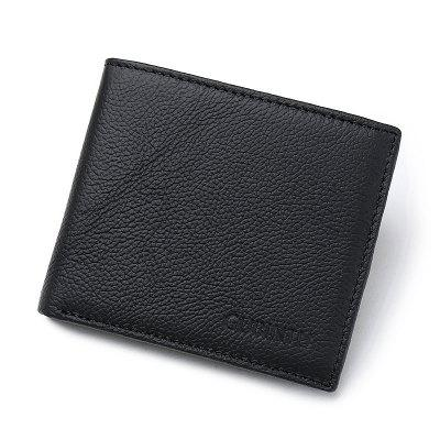 Wallet Purses for Men with Coin Pocket Money Clip Luxury Slim Wallet Small Purse