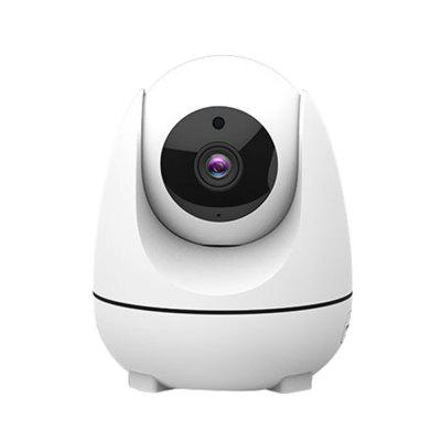 1080P Auto Motion Tracking IP Camera Wireless WiFi Security Camera Baby Monitor