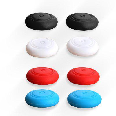NEW 8pcs Silicone Thumb Stick Cap for Nintendo Switch Controller Joy-Controller