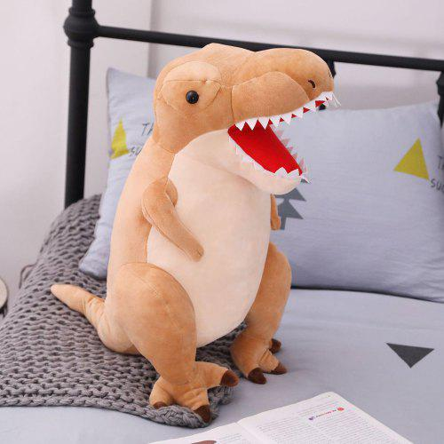 T-Rex Stuffed Animal Soft T-Rex Plush Doll Cuddly Dinosaur Plush Toy Kids Gift