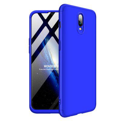 Behuizing voor Oneplus 6T Shockproof 360 Full Body Protection Harde pc