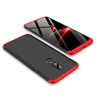 Estuche para PC Oneplus 6 Shockproof 360 Full Body Protection Hard