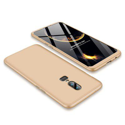 Behuizing voor Oneplus 6 Shockproof 360 Full Body Protection Harde pc
