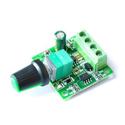 PWM Dc Motor Governor 1.8V 3V 5V 6V 12V 2A Speed Switch