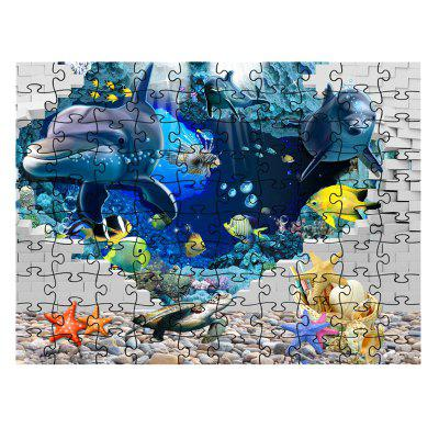 Seaworld Series Jigsaw Puzzle Toy