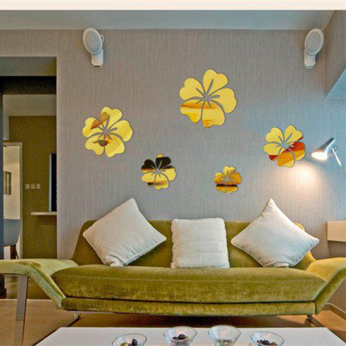 9405080defe897 Hibiscus Flowers Decal Sticker Vinyl Wall Art Graphic Wall stickers -  7.21 Free  Shipping