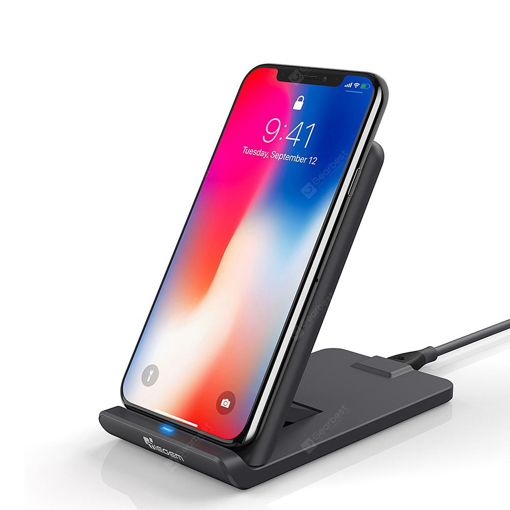 TIEGEM 10W Wireless Charger with 3 coil