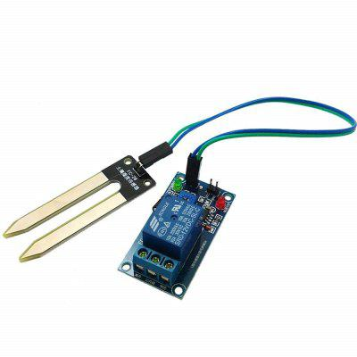 12V Soil Moisture Sensor And Automatic Watering System