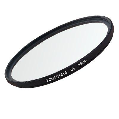 QUARTO OLHO 55mm UV Ultra Slim Filtro Para SLR Camera Lens Protection UV Filter