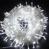 2 M 20LEDS USB Transparent Line String Light Decoration DIY Holiday Christmas - WHITE